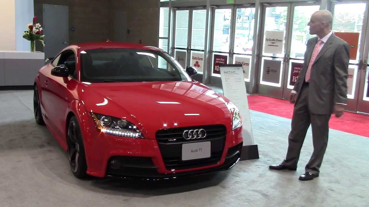 2014 Audi Tt S Line Review Joe Tunney Live At The