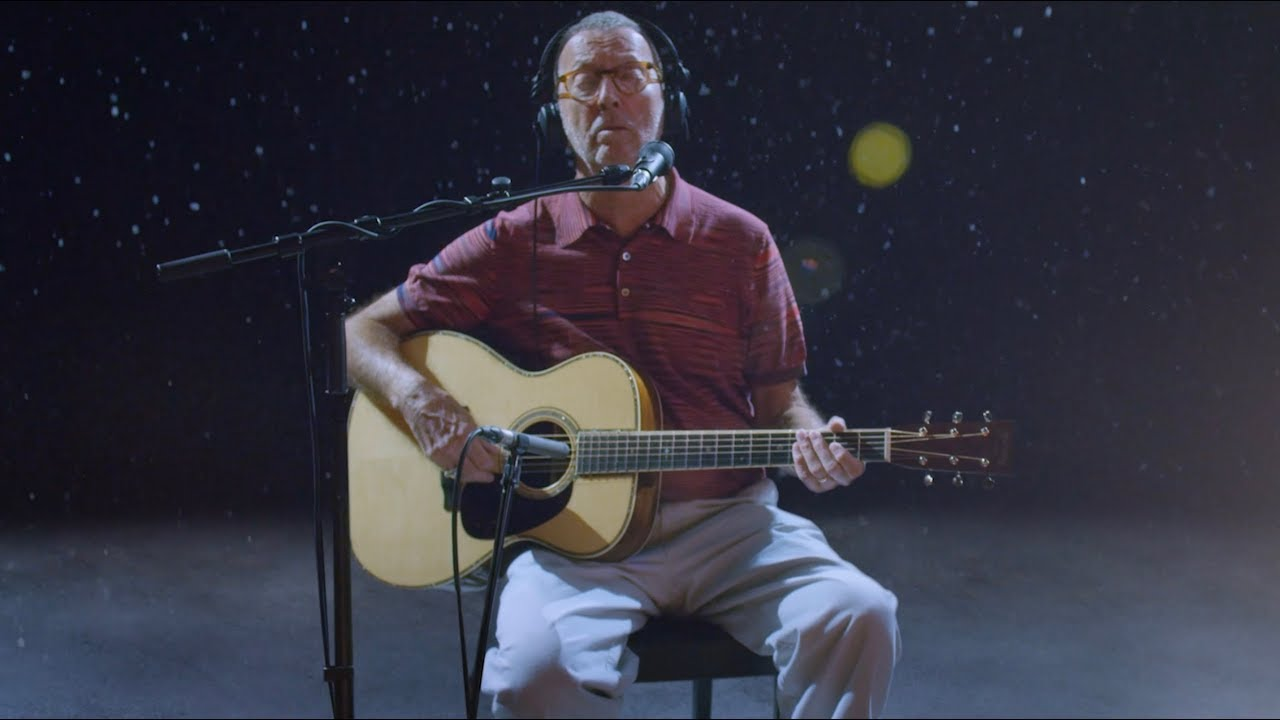 "Eric Clapton - ""For Love On Christmas Day""のMVを公開 新譜「Happy Xmas」収録曲 thm Music info Clip"