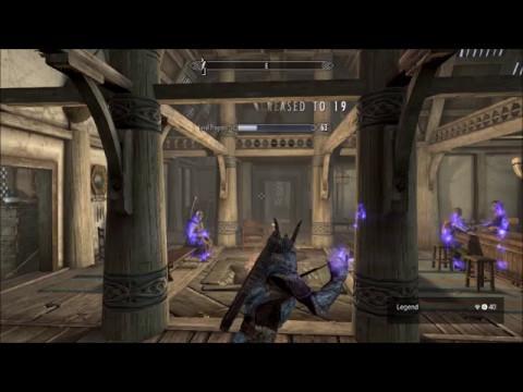 Skyrim - Secret of Arcana Glitch (How to Level FAST)