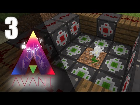 Avant Let's Play #3 - Quarry and Living Rock automation - ftog SMP thumbnail