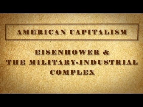 america the military industrial complex essay The military-industrial complex in a country typically attempts to marshal political support for continued or increased military spending by the national government could undermine american democracy and military-industrial firms.