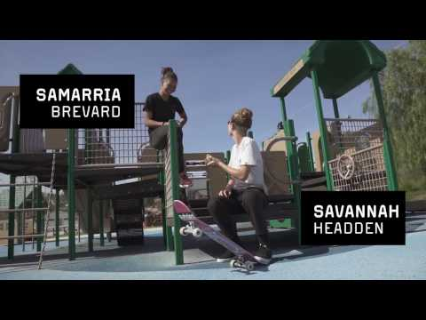 Women's Jameson Vulc Featuring Samarria Brevard & Savannah Headden