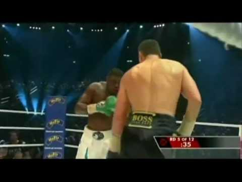 Vitali Klitschko vs Sam Peter