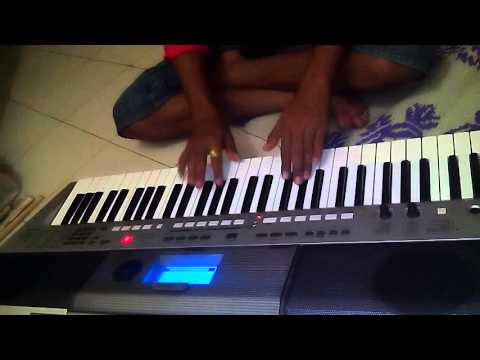kawadi song on keyboard