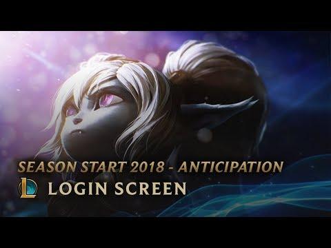 Season Start 2018 - Anticipation | Login Screen - League of Legends