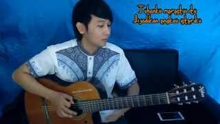Ustad Jefri Albuchori Bidadari Surga - Nathan Fingerstyle