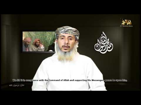 Al Qaeda in Yemen claims responsibility for Paris attack    Social media website
