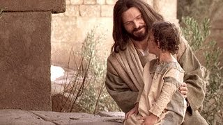 Jesus Teaches that We Must Become as Little Children