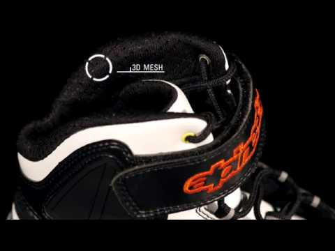 Alpinestars Fastlane Shoes review at BurnOutItaly.com
