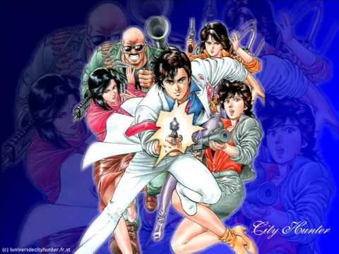 City Hunter - Want your love