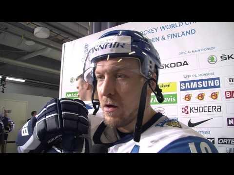 Finland v France Post Game Comments
