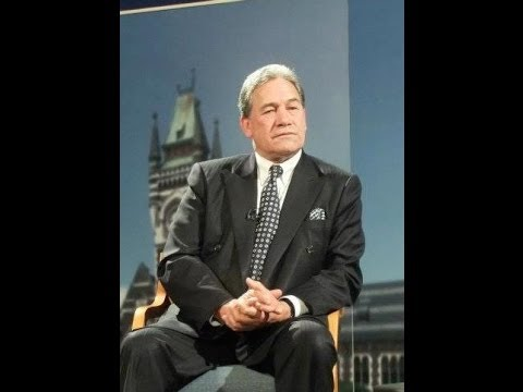 Vote Chat - Winston Peters Part 1 of 4