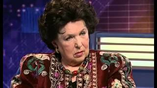 Галина Вишневская. Временно доступен