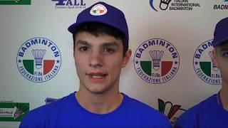 18° Yonex Italian international - Il progetto alternanza scuola-lavoro