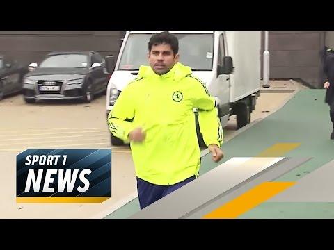 Diego Costa will zurück | SPORT1 - Der Tag