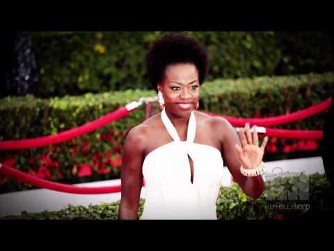 Viola Davis, Uzo Aduba: Big Winners at the 2015 SAG Awards - HipHollywood.com