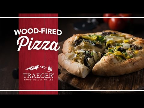 The Best Wood-Fired Pizza Recipe by Traeger Grills