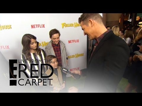 "Meet ""Fuller House"" Newcomers: DJ & Kimmy's Kids 