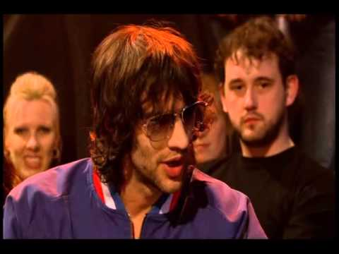 Richard Ashcroft en Later... (entrevista con Jools Holland)