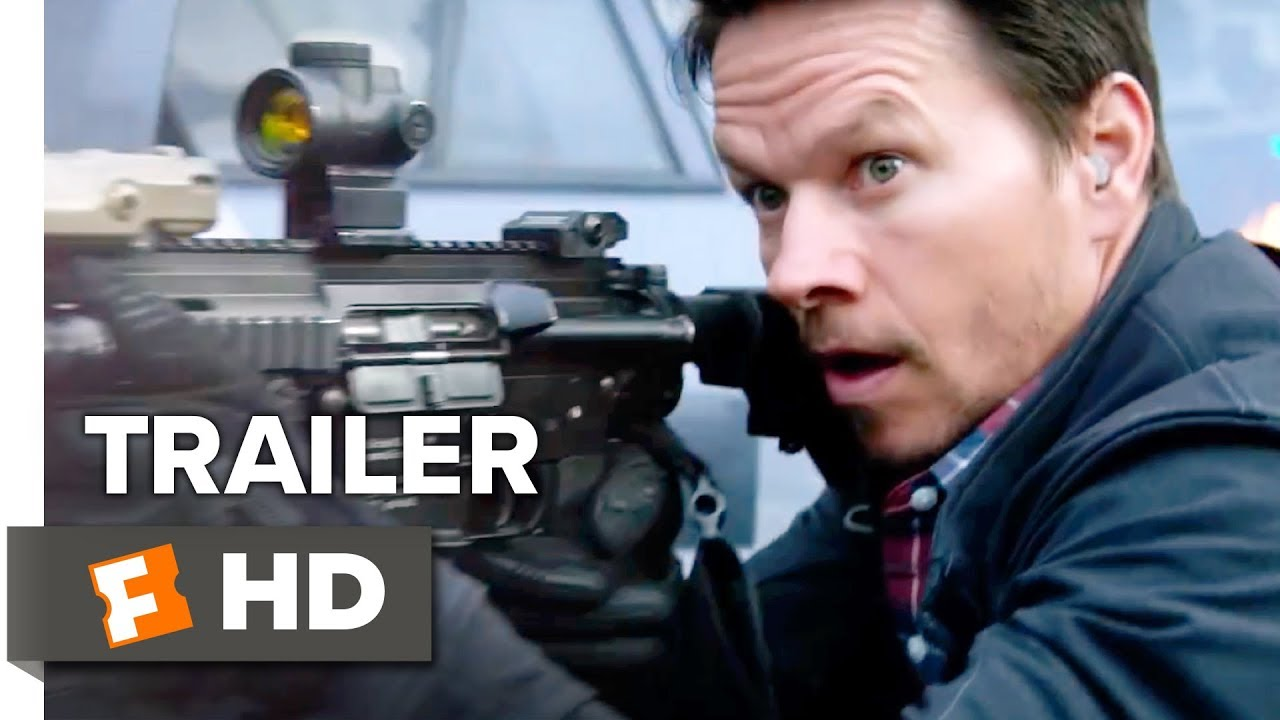 Mile 22 Trailer #2 (2018) | Movieclips Trailers