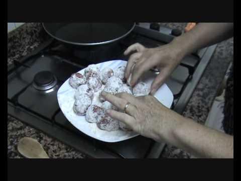 Albondigas Caseras - Receta de Cocina