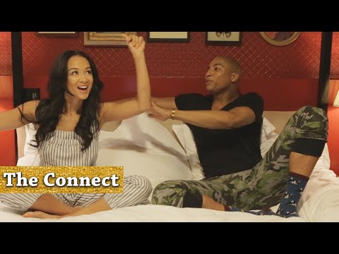 "Join ""Basketball Wives: L.A."" star and ""Fine Ass Girls"" entrepreneur Draya Michele in bed for a little pillow talk! She'll cozy up with model, actor, and hos..."