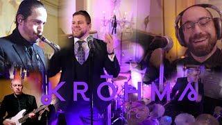 """Hayom"" ft. Mordechai Shapiro + Krohma Music  מרדכי שפירא + מוסיקת קראהמה ״היום״"