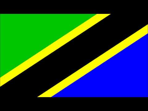 "National anthem of Tanzania ""God Bless Africa"""