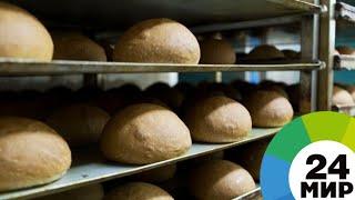 Секреты пекарей: как делают лучший в России хлеб - МИР 24