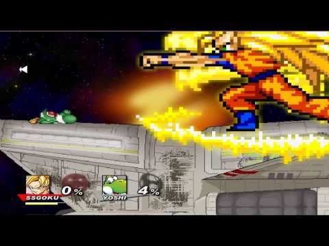 Super Bug En Super Smash Flash 2 V0. 8