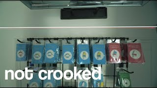 addressing the crooked rack situation