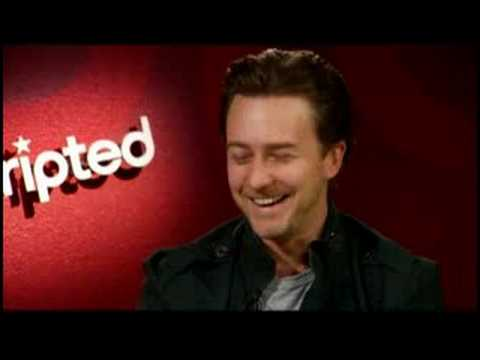 Edward Norton & Liv Tyler on Unscripted