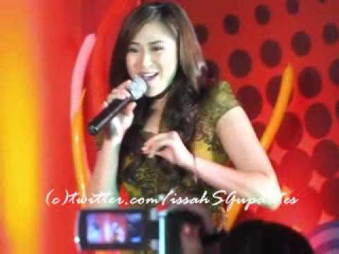 Sarah Geronimo Sings Jollibee Theme Song Ashrald Fans Day 03.25.12 video