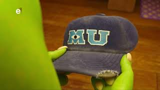 Monsters University Topical