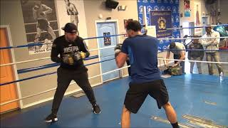 Joseph Adorno Media Workout, April 24, 2018