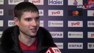 Вадим Шипачев: «Немного обидно, что не помогли Шестеркину в концовке»