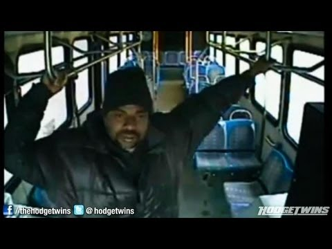 Nebraska Bus Driver Assaults Passenger Reaction