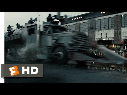 Death Race (811) Movie CLIP - The Dreadnought (2008) HD