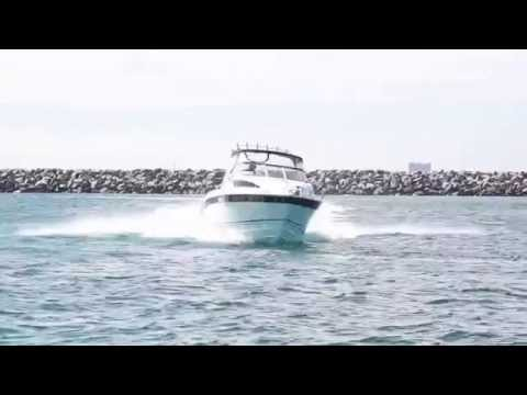 MIDWAY MARINE'S REVIVAL 640 ON WATER