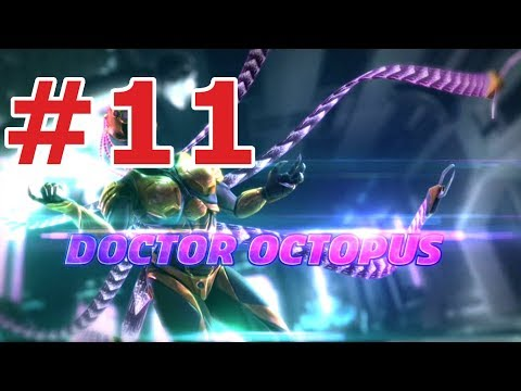 Spider-Man: Shattered Dimensions - Act 3: 2099 - Mission 11: Doctor Octopus