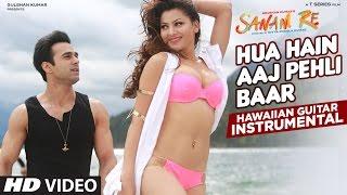 Hua Hain Aaj Pehli Baar FULL VIDEO | SANAM RE | Hawaiian Guitar Instrumental By RAJESH THAKER
