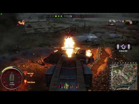 Mark I Rumble-World of Tanks [Xbox One Clip]