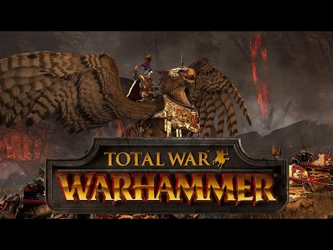 Warhammer Total War E3 Preview with the Developers