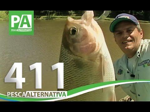 Pesca Alternativa - PGM 411 - Iscas Artificiais em Pesqueiro