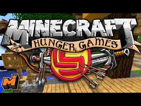Minecraft: Hunger Games Survival w CaptainSparklez ENDING THE DROUGHT