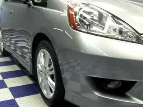 2009 Honda Fit 5dr HB Auto Sport w/Navi Hatchback – Charlotte, NC