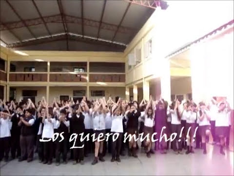 Video Clip We Will Rock You Colegio Pio XII