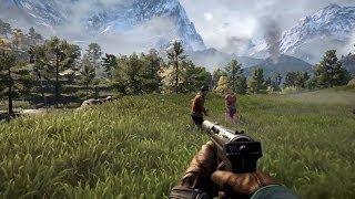 Far Cry 4 Gameplay Demo (E3 2014) (PS4)