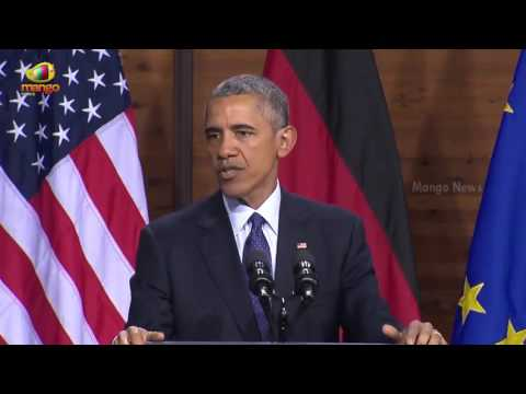 President Obama Warns European Countries Invoking Donald Trump's Political Intolerance | Mango News