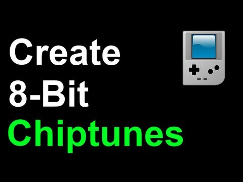 8 Bit Music: How To Create Chiptunes Quick, Easy, Free